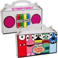 Yo Gabba Gabba Loot Boxes Empty Party  (4) 